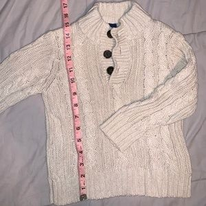 Boys Old Navy sweater